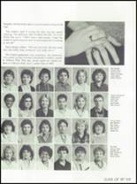 1986 Osbourn Park High School Yearbook Page 128 & 129