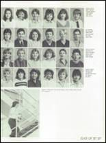 1986 Osbourn Park High School Yearbook Page 130 & 131