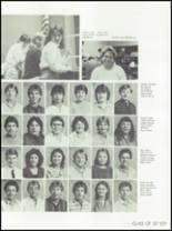 1986 Osbourn Park High School Yearbook Page 132 & 133