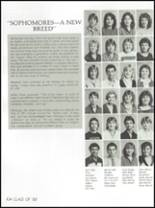 1986 Osbourn Park High School Yearbook Page 138 & 139