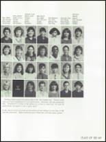 1986 Osbourn Park High School Yearbook Page 144 & 145