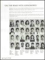 1986 Osbourn Park High School Yearbook Page 146 & 147