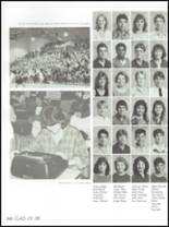 1986 Osbourn Park High School Yearbook Page 150 & 151