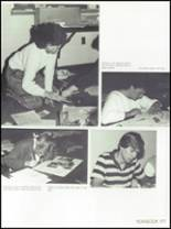 1986 Osbourn Park High School Yearbook Page 180 & 181