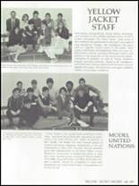 1986 Osbourn Park High School Yearbook Page 184 & 185