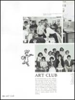 1986 Osbourn Park High School Yearbook Page 190 & 191