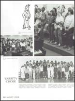 1986 Osbourn Park High School Yearbook Page 192 & 193