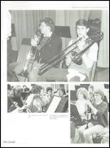 1986 Osbourn Park High School Yearbook Page 198 & 199