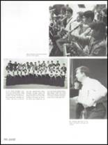 1986 Osbourn Park High School Yearbook Page 200 & 201