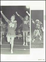 1986 Osbourn Park High School Yearbook Page 206 & 207