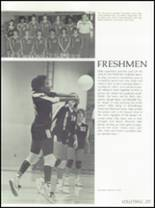 1986 Osbourn Park High School Yearbook Page 216 & 217