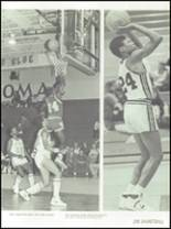 1986 Osbourn Park High School Yearbook Page 218 & 219
