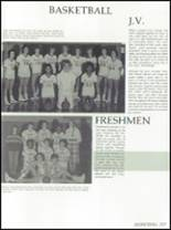 1986 Osbourn Park High School Yearbook Page 224 & 225