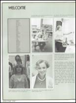 1986 Osbourn Park High School Yearbook Page 258 & 259