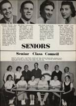 1956 Portage Central High School Yearbook Page 20 & 21