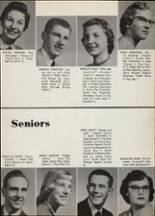 1956 Portage Central High School Yearbook Page 26 & 27