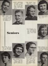 1956 Portage Central High School Yearbook Page 30 & 31