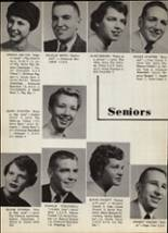 1956 Portage Central High School Yearbook Page 32 & 33