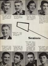 1956 Portage Central High School Yearbook Page 34 & 35