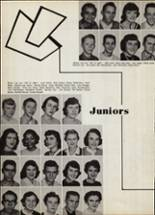 1956 Portage Central High School Yearbook Page 38 & 39