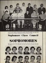 1956 Portage Central High School Yearbook Page 40 & 41