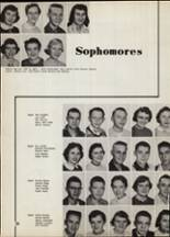 1956 Portage Central High School Yearbook Page 42 & 43