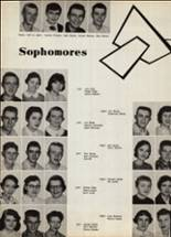 1956 Portage Central High School Yearbook Page 44 & 45