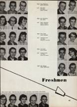 1956 Portage Central High School Yearbook Page 46 & 47