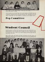 1956 Portage Central High School Yearbook Page 54 & 55