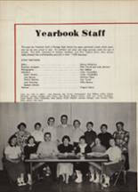 1956 Portage Central High School Yearbook Page 56 & 57