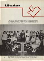 1956 Portage Central High School Yearbook Page 62 & 63