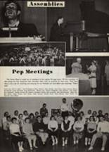 1956 Portage Central High School Yearbook Page 72 & 73
