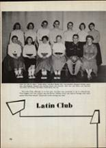 1956 Portage Central High School Yearbook Page 74 & 75