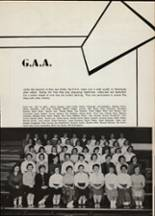 1956 Portage Central High School Yearbook Page 76 & 77