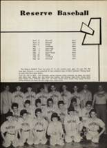 1956 Portage Central High School Yearbook Page 90 & 91
