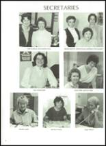 1987 Boiling Springs High School Yearbook Page 10 & 11