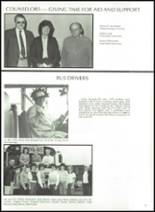 1987 Boiling Springs High School Yearbook Page 12 & 13