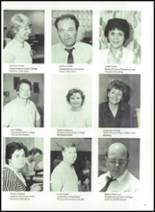 1987 Boiling Springs High School Yearbook Page 18 & 19