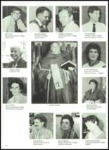 1987 Boiling Springs High School Yearbook Page 20 & 21