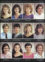 1987 Boiling Springs High School Yearbook Page 22 & 23