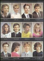 1987 Boiling Springs High School Yearbook Page 26 & 27