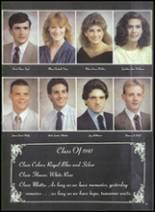 1987 Boiling Springs High School Yearbook Page 34 & 35