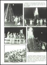 1987 Boiling Springs High School Yearbook Page 70 & 71
