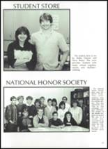 1987 Boiling Springs High School Yearbook Page 80 & 81