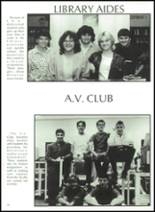 1987 Boiling Springs High School Yearbook Page 82 & 83