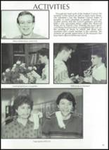 1987 Boiling Springs High School Yearbook Page 84 & 85