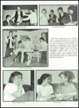 1987 Boiling Springs High School Yearbook Page 90 & 91
