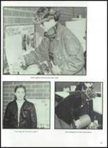 1987 Boiling Springs High School Yearbook Page 92 & 93