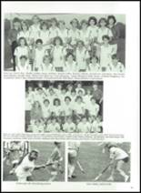 1987 Boiling Springs High School Yearbook Page 100 & 101