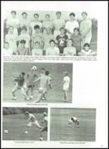 1987 Boiling Springs High School Yearbook Page 102 & 103
